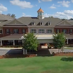 Take a tour of Sterling Estates of East Cobb's beautiful senior community in Marietta Georgia