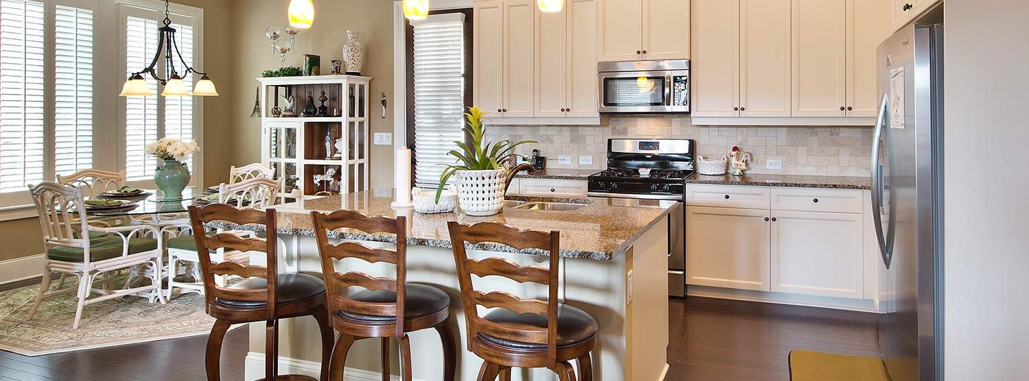 Residence Kitchen at Sterling Estates of East Cobb in Marietta, GA