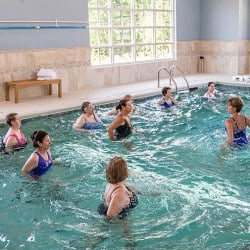 Water Aerobics at Sterling Estates East Cobb in Marietta, GA